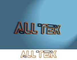 Nro 28 kilpailuun Design en logo for Alltek käyttäjältä Naumovski