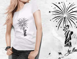 #48 for Create July 4th Themed Vector Art by Naumovski