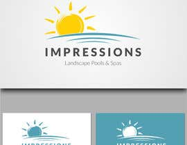 Nro 296 kilpailuun Design a Logo for Impressionscape.com käyttäjältä mille84