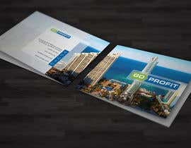 #15 untuk Design a 6/8 sided brochure for a real estate investment company in US oleh stniavla