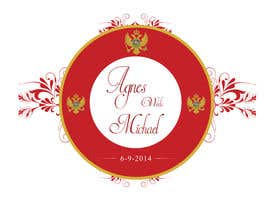 #48 untuk Design a Logo / design language for a Wedding Celebration oleh alizainbarkat