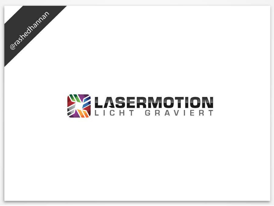 #284 for LOGO-DESIGN for a Laser Engraving Company by rashedhannan