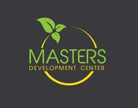 #90 para Design a Logo for Masters Development Center por ccet26