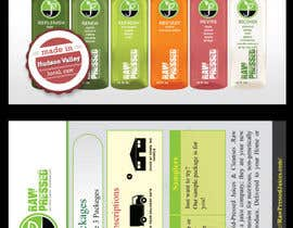 #6 cho Design a Flyer for Cold Pressed Juice bởi tanav