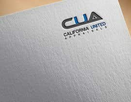 adilesolutionltd tarafından I need a logo design for California United Appraisals için no 48