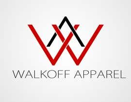 #282 cho Logo Design for Walkoff Apparel bởi arunstudios