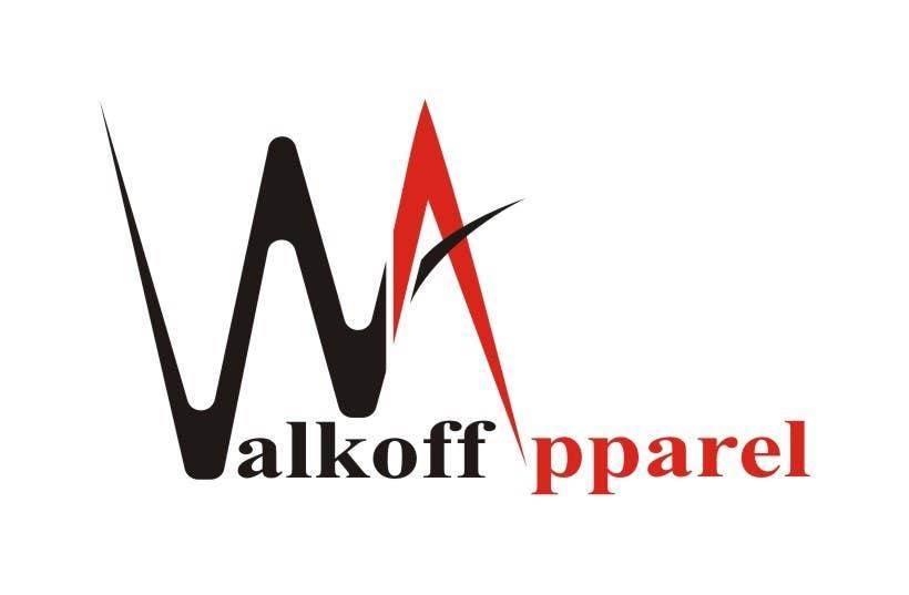 Конкурсная заявка №292 для Logo Design for Walkoff Apparel