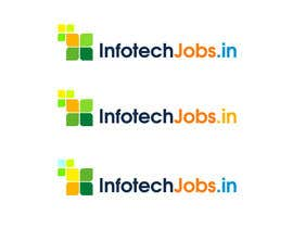 #152 para Logo design for IT Job portal por maraz2013