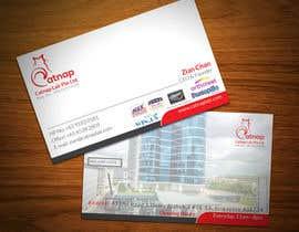 Nro 6 kilpailuun Design some Business Cards käyttäjältä riaz2016