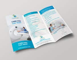 sheikcsr tarafından Design a brochure for CT Scan Services of a diagnostic centre için no 20