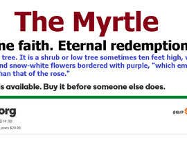 heytl123 tarafından Provide a name & tagline for new Christian Society için no 56