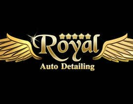 #8 for Design a Logo Royal Detailing af majajni