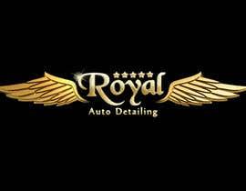 Nro 10 kilpailuun Design a Logo Royal Detailing käyttäjältä munna4e3