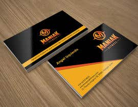#51 cho Design some Business Cards for Maniak Fitness bởi ibhet