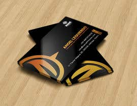 #66 for Design some Business Cards for Maniak Fitness af RERTHUSI