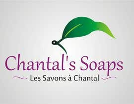 #81 for Design a Logo for Chantal's Soaps af msmsiraj