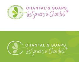 #83 for Design a Logo for Chantal's Soaps af barbaraleff