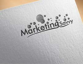 AmanGraphics786 tarafından Logo design for Marketing Savvy için no 188