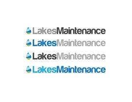 #65 for Design a Logo for Lakes Maintenance af manish997