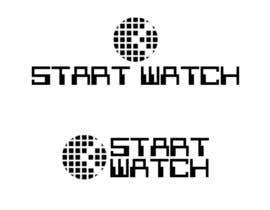 nº 46 pour Start Watch Logo par vladspataroiu