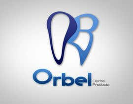 #649 para Logo Design for Orbel por rainierdirawatun