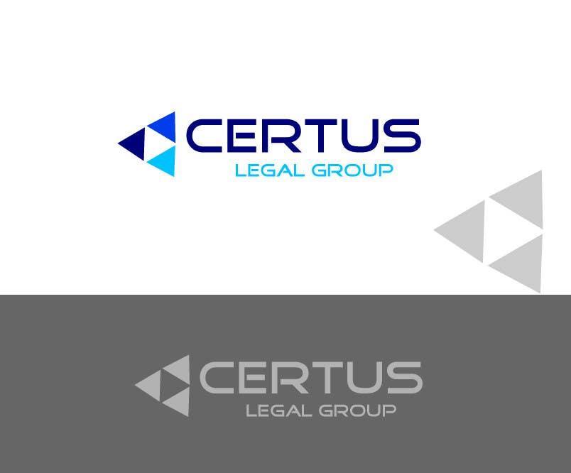 Konkurrenceindlæg #167 for Design a Logo for a law firm