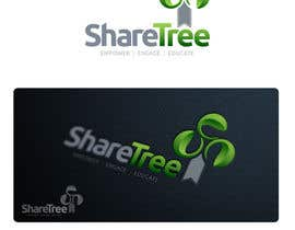 #151 para Design a Logo for ShareTree.org por HallidayBooks