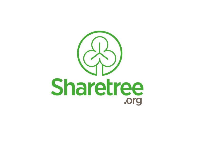 #257 para Design a Logo for ShareTree.org por gabrielmirandha