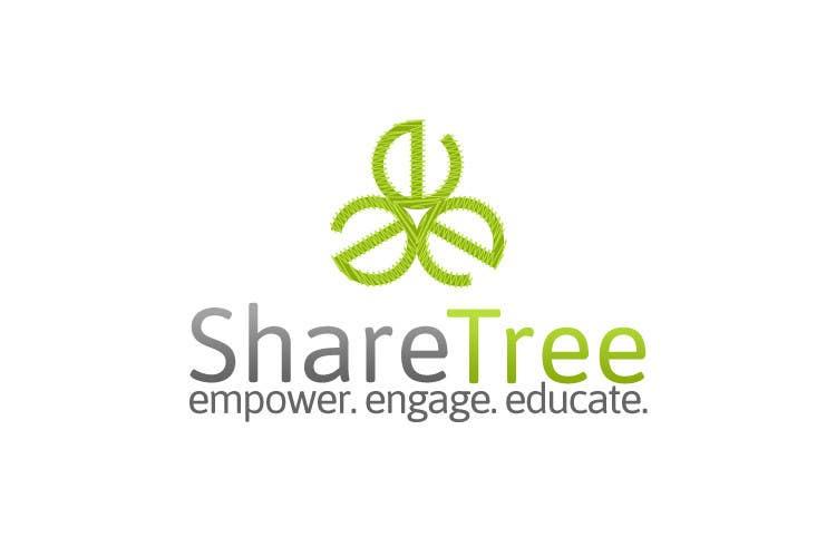 #216 para Design a Logo for ShareTree.org por vladspataroiu