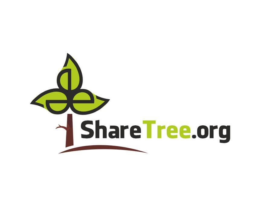 #250 para Design a Logo for ShareTree.org por alexisbigcas11