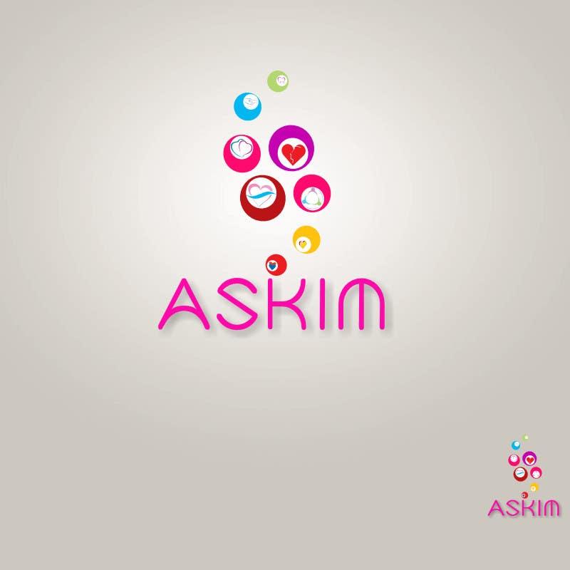 Bài tham dự cuộc thi #                                        207                                      cho                                         Logo Design for ASKIM - Dating company logo