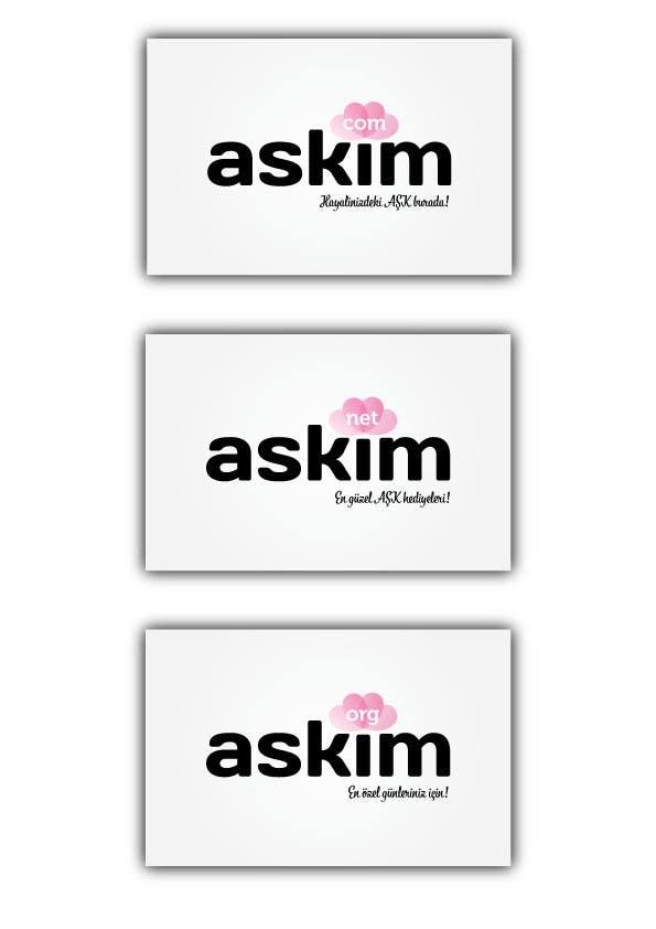 Bài tham dự cuộc thi #                                        66                                      cho                                         Logo Design for ASKIM - Dating company logo