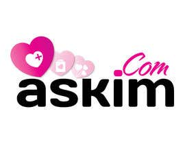 #285 para Logo Design for ASKIM - Dating company logo por ChrisBarnard