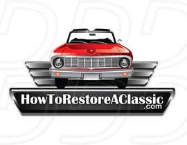 #12 cho Design a Website Mockup for Classic Car Restoration Site. Layout provided. Just need your magical touches. bởi ntandodlodlo