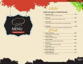 Nro 4 kilpailuun Indisches Restaurant Flyer 8 Seiten käyttäjältä dfi7