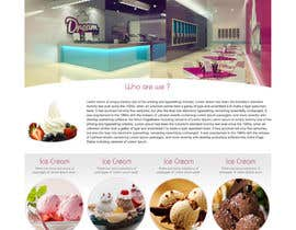 #37 for Yogurt website Home page af Patelasmi