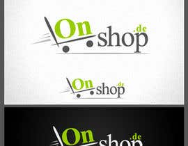 nº 57 pour Logo design for b2b e-commerce platform Onshop.de par RedLab
