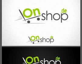 nº 58 pour Logo design for b2b e-commerce platform Onshop.de par RedLab