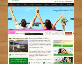#10 for Website redesign by dipakart