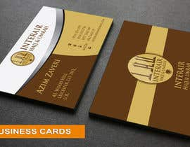 nº 31 pour Design some Business Cards for Interair Travel par rhayramos11