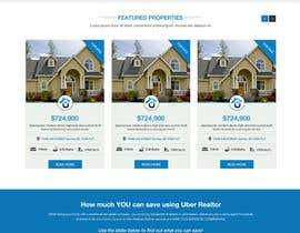 Nro 1 kilpailuun Design a Website Mockup käyttäjältä tarana1