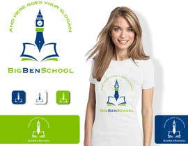 logodancer tarafından Design a Logo for BIG BEN SCHOOL için no 30