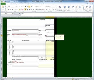 #12 for Do some Excel Work for KTBEL Construction by jonaal