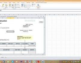 cobusduvenhage tarafından Do some Excel Work for KTBEL Construction için no 5