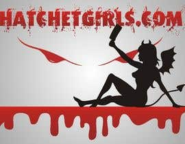 nº 18 pour Graphic Design for HatchetGirls par DirtyMiceDesign