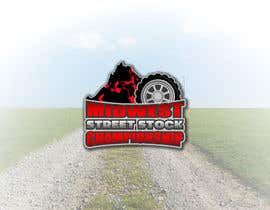 STARK2016 tarafından Design a Logo for the Midwest Street Stock Championship Touring Series için no 3