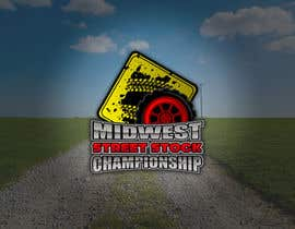 STARK2016 tarafından Design a Logo for the Midwest Street Stock Championship Touring Series için no 7