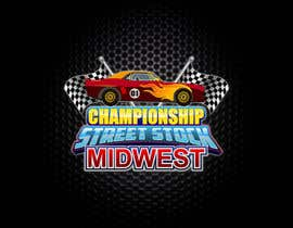 STARK2016 tarafından Design a Logo for the Midwest Street Stock Championship Touring Series için no 13