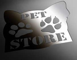 Nro 154 kilpailuun Logo for a Pet Store käyttäjältä darkoosk