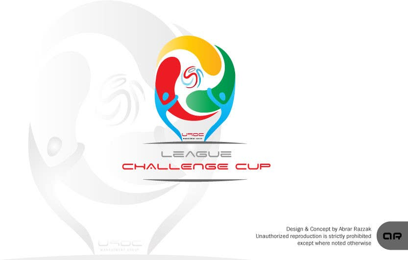 Конкурсная заявка №161 для Logo Design for League Challenge Cup